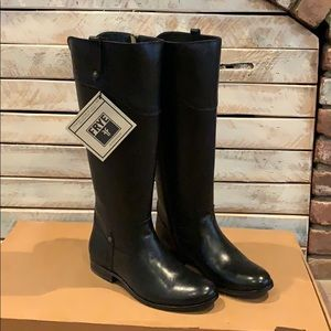 FRYE Melissa Tall Tab Extended Boot 9